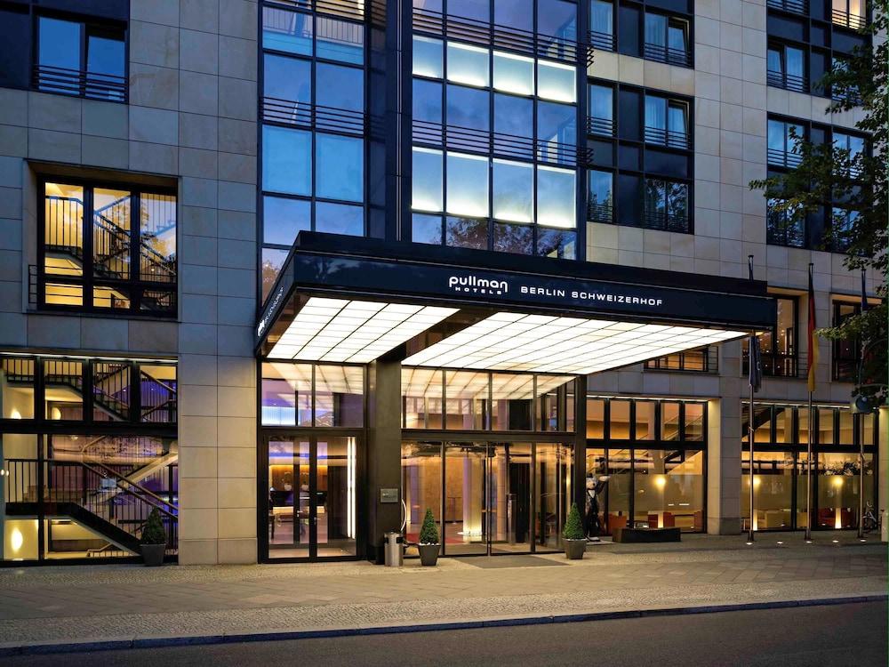 Hotel Pullman Berlin Schweizerhof Berlin Germany