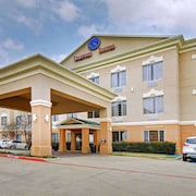 Comfort Suites Roanoke - Fort Worth North