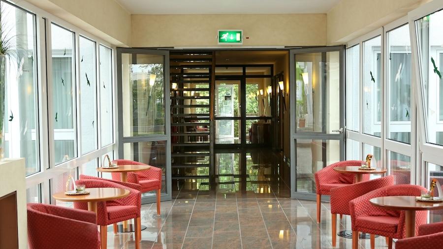 AMEDIA Hotel Frankfurt-Rüsselsheim