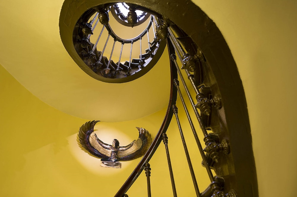 Staircase, Hôtel Elysa-Luxembourg