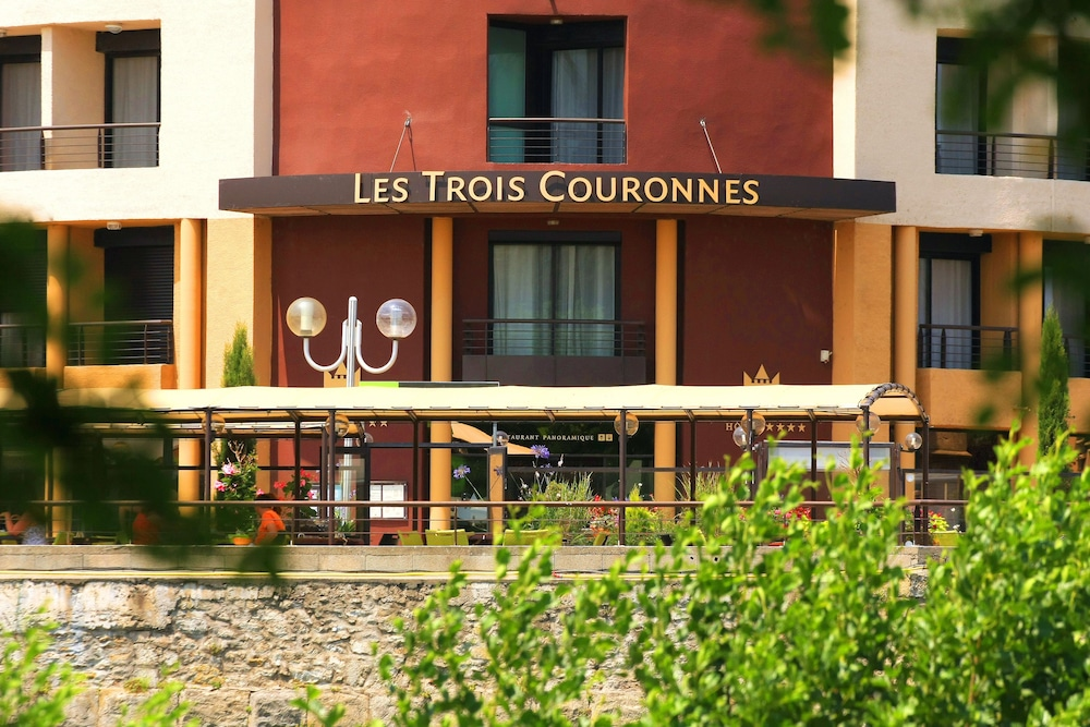 Hotel des trois couronnes in carcassonne hotel rates for Hotels carcassonne