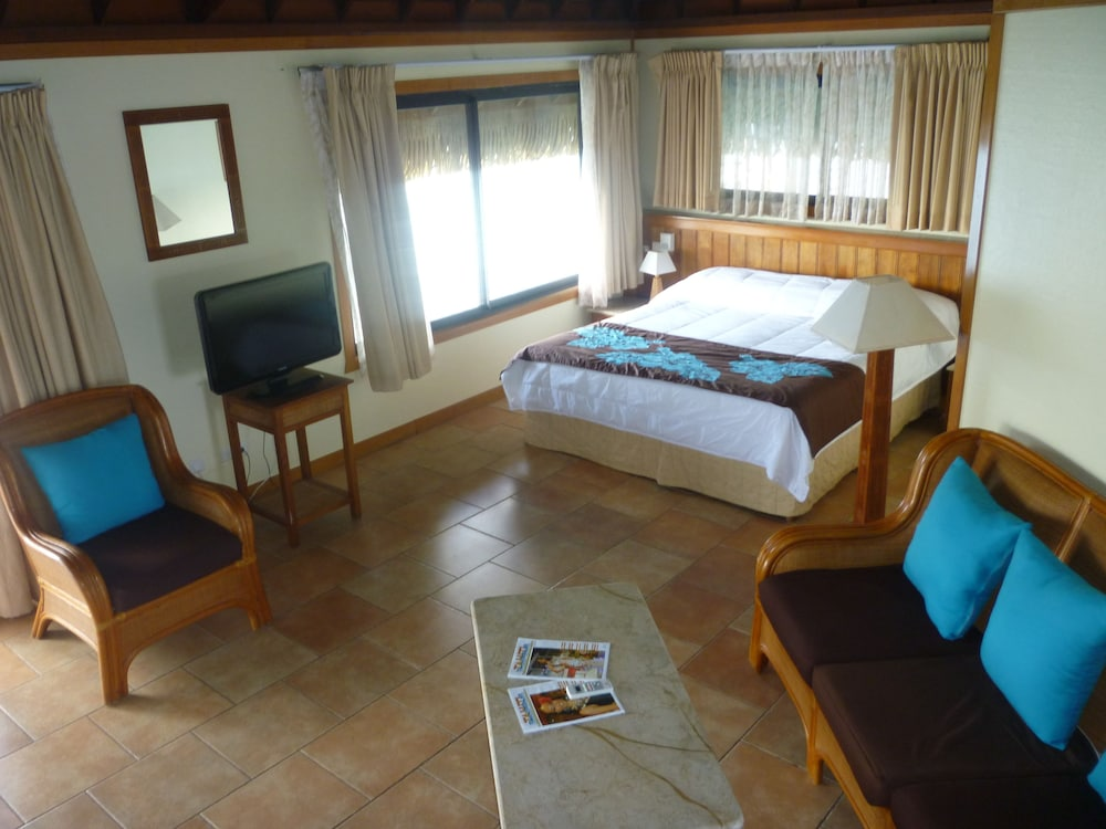 Room, Royal Huahine