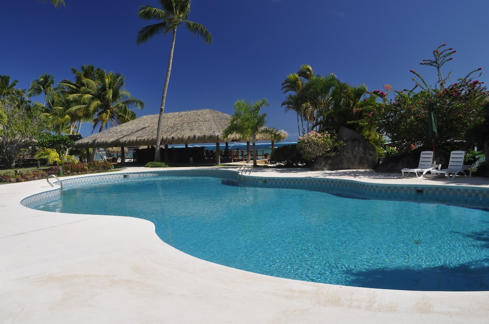 Pool, Royal Huahine