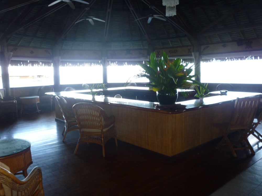 Bar, Royal Huahine