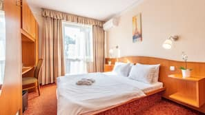 Biancheria da letto ipoallergenica, ferro/asse da stiro, Wi-Fi gratuito