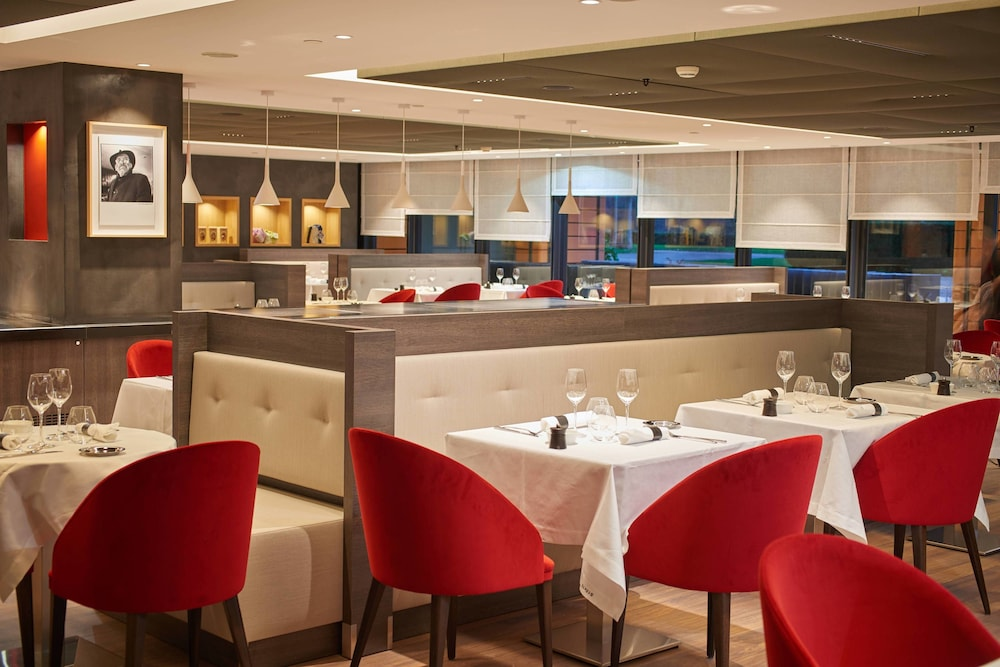 Restaurant, Marriott Lyon Cité Internationale
