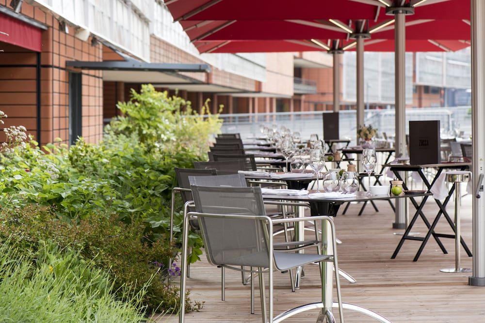 Terrace/Patio, Marriott Lyon Cité Internationale