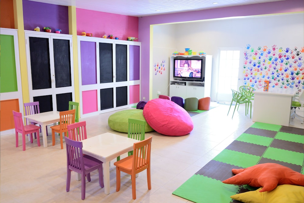 Children's Play Area - Indoor, Spice Island Beach Resort All Inclusive