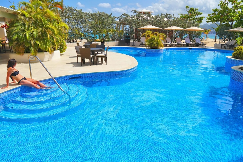 Pool, Spice Island Beach Resort All Inclusive