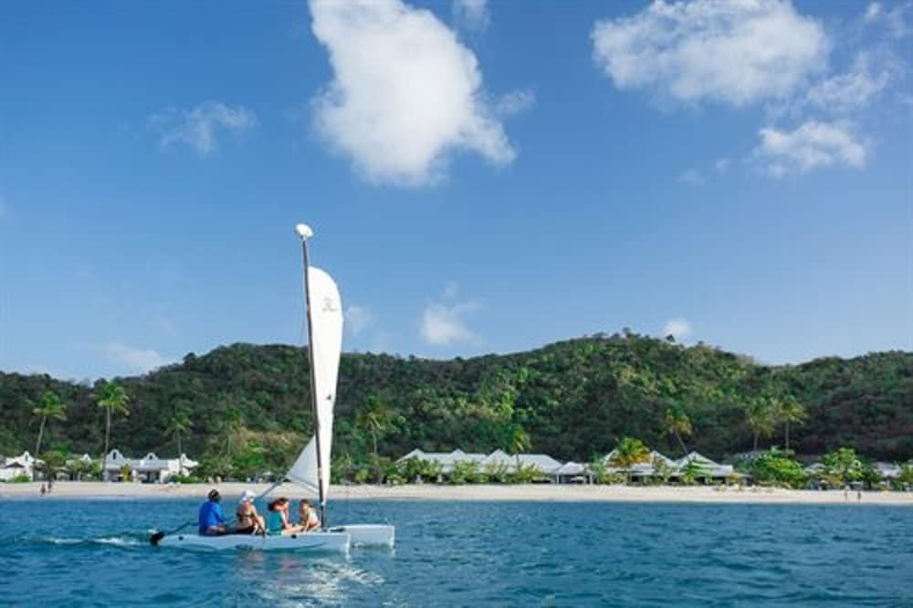 Boating, Spice Island Beach Resort All Inclusive