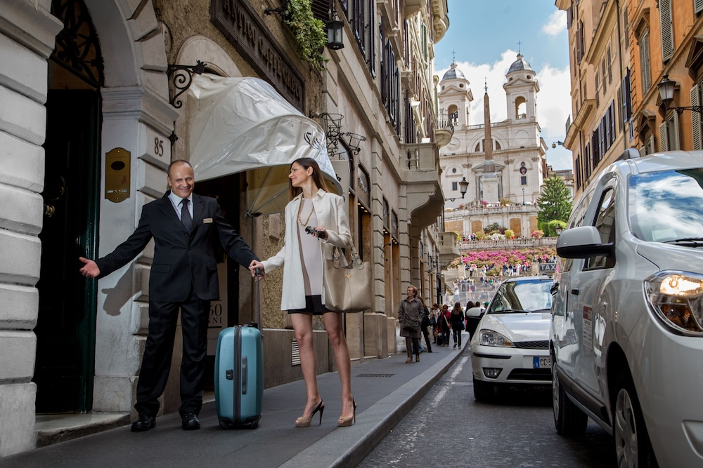The Inn At The Spanish Steps Small Luxury Hotels 2019 Room Prices