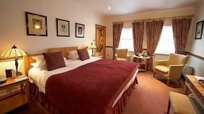 1 soverom, sengetøy av topp kvalitet og memory foam-senger
