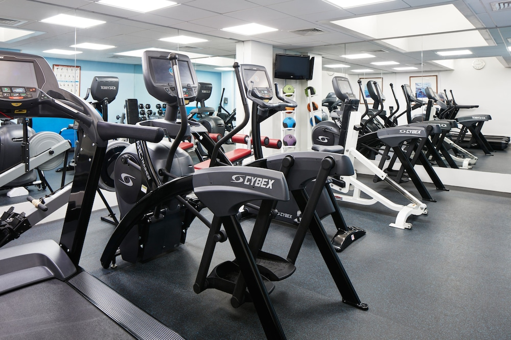 Fitness Facility, Club Quarters Hotel, St. Paul's