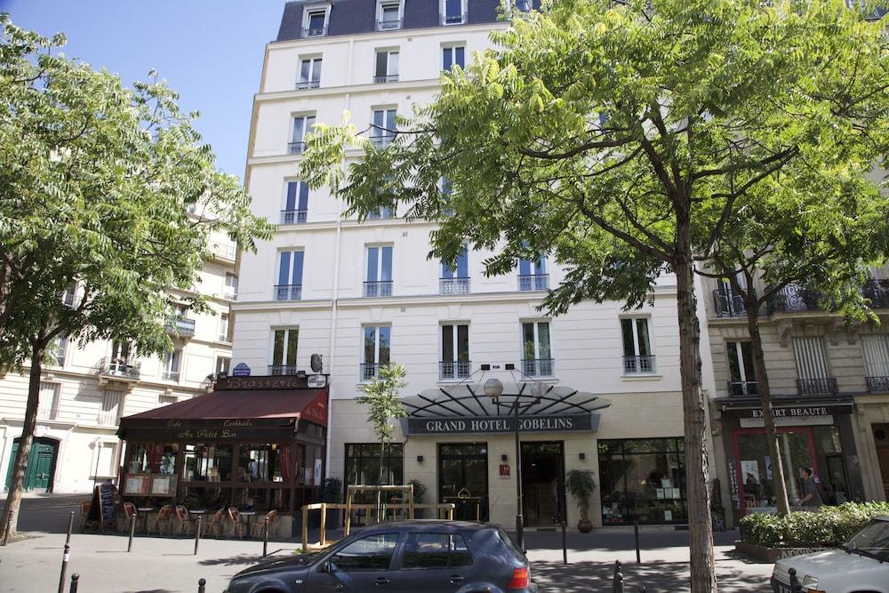 Grand Hotel Des Gobelins In Paris Hotel Rates Reviews