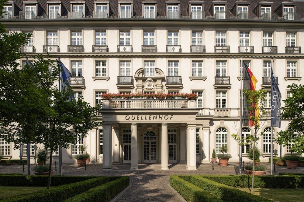 Pullman Aachen Quellenhof Aachen Hotelbewertungen 2019 Expedia De
