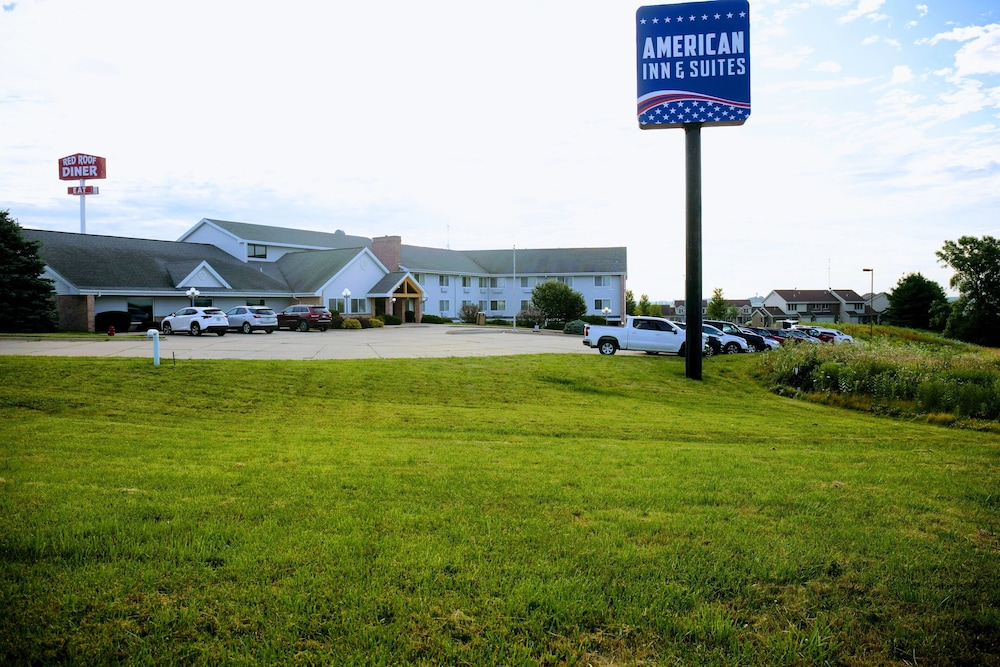 Exterior, American Inn and Suites