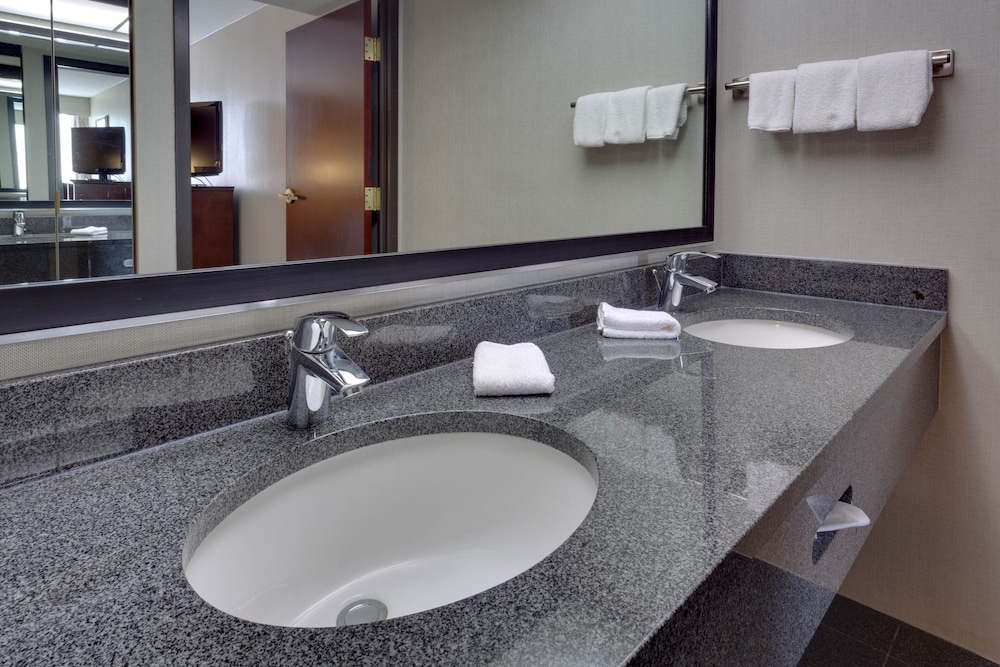Bathroom Sink, Drury Inn & Suites Kansas City Overland Park
