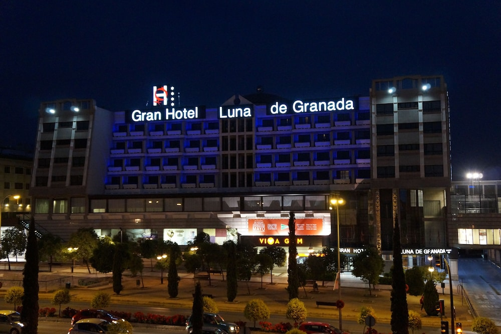 Front of Property - Evening/Night, Sercotel Gran Hotel Luna de Granada