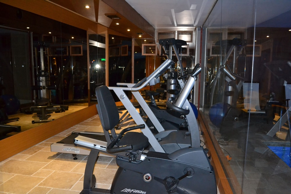 Gym, Darkhill Hotel