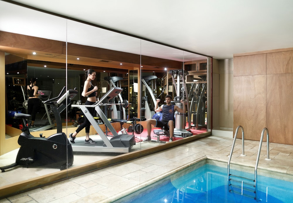 Fitness Facility, Darkhill Hotel