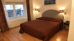 Egyptian cotton sheets, minibar, in-room safe, soundproofing