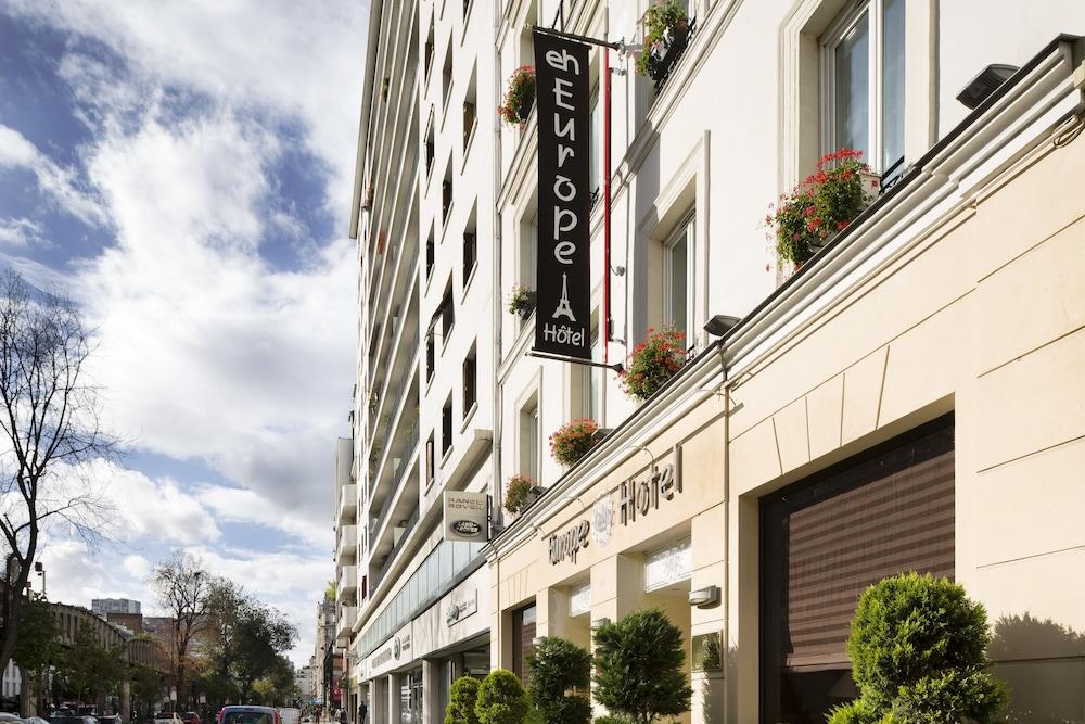 Europe Hotel Paris  Boulevard De Grenelle  Paris France