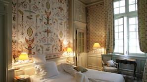 1 chambre, literie hypoallergénique, coffres-forts dans les chambres