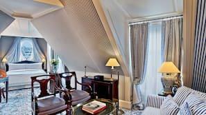 1 chambre, literie hypoallergénique, minibar