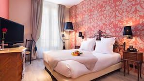 Biancheria da letto di alta qualità, insonorizzazione, Wi-Fi gratuito