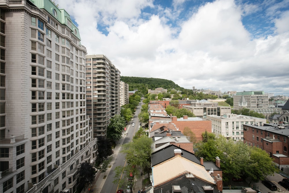View from Property, Best Western Ville-Marie Montreal Hotel & Suites