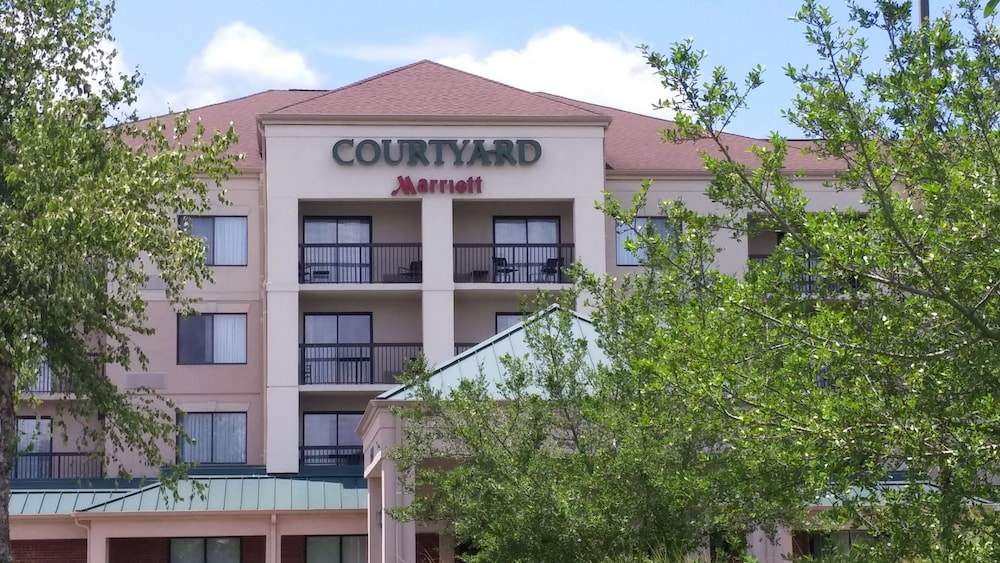 Front of Property, Courtyard by Marriott Decatur