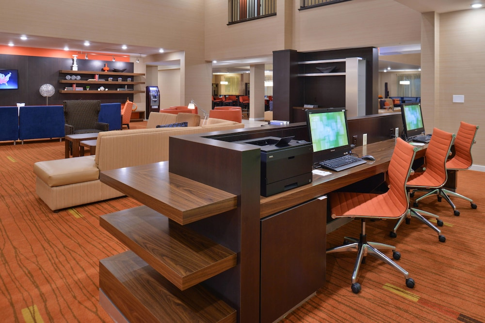 Business Center, Courtyard by Marriott Decatur