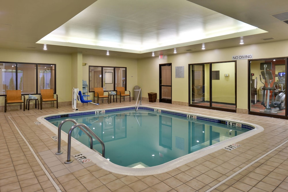 Sports Facility, Courtyard by Marriott Decatur