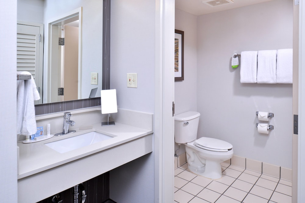 Bathroom, Courtyard by Marriott Decatur
