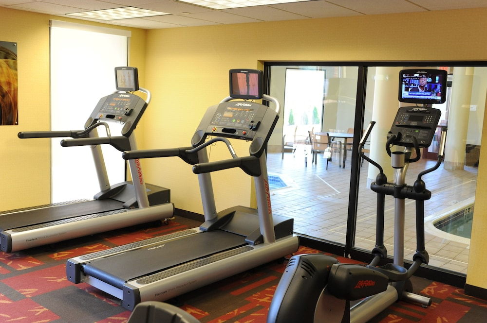 Fitness Facility, Courtyard by Marriott Decatur