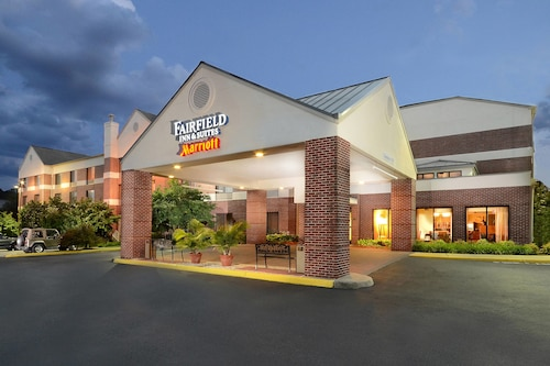 Check Expedia for Availability of Fairfield Inn & Suites by Marriott Charlottesville North