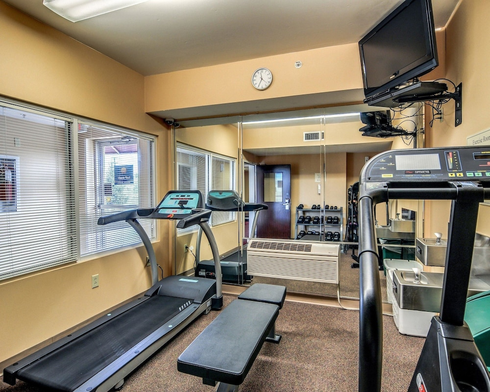 Fitness Facility, Comfort Inn & Suites Hillsville I-77