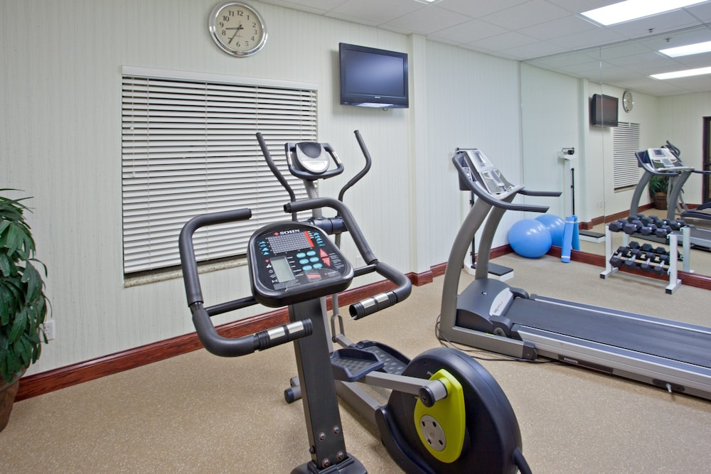 Fitness Facility, Holiday Inn Express Hotel & Suites College Station, an IHG Hotel