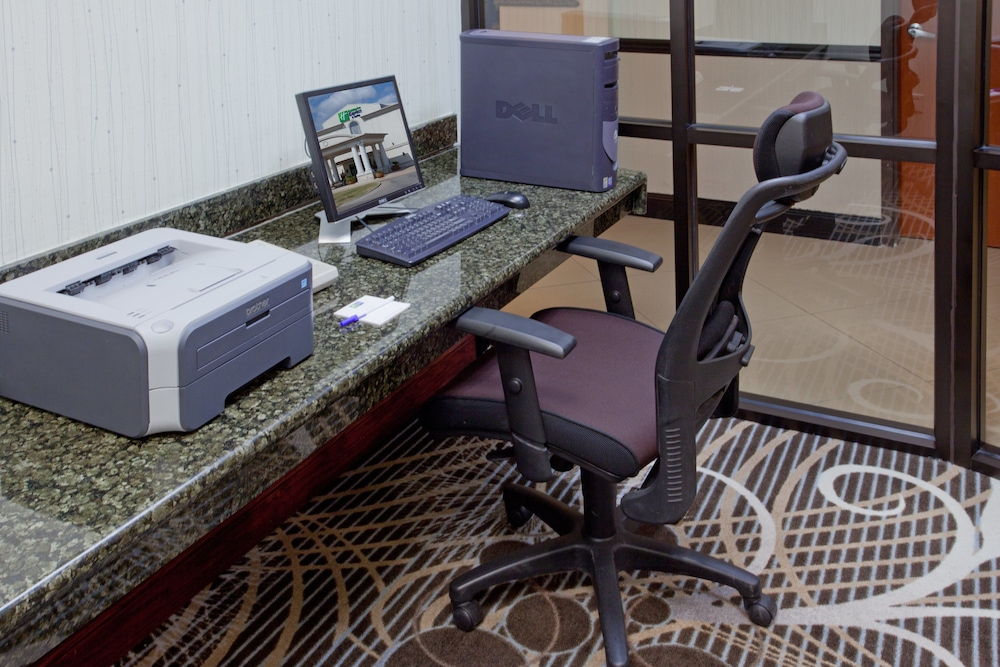 Business Center, Holiday Inn Express Hotel & Suites College Station, an IHG Hotel