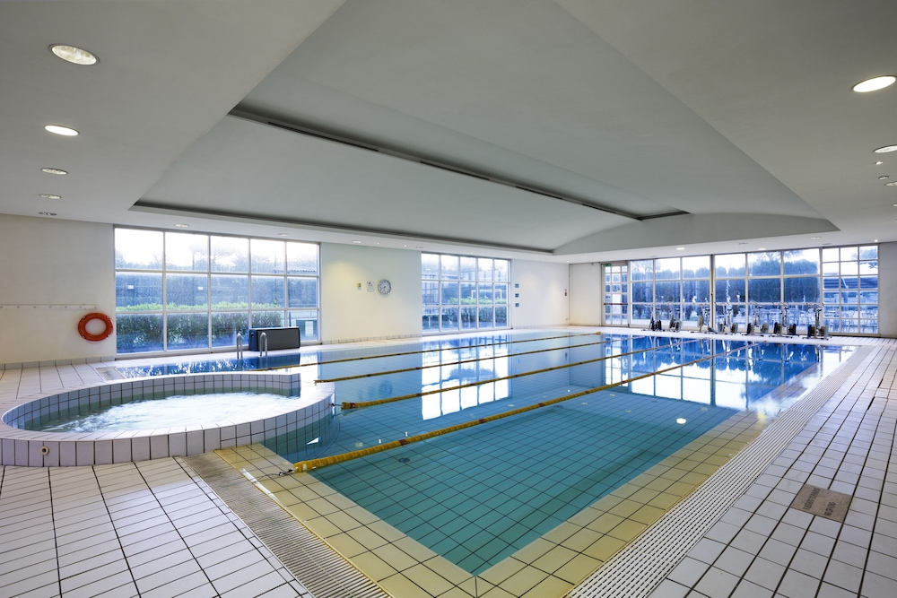 Indoor Pool, Hilton Rome Airport