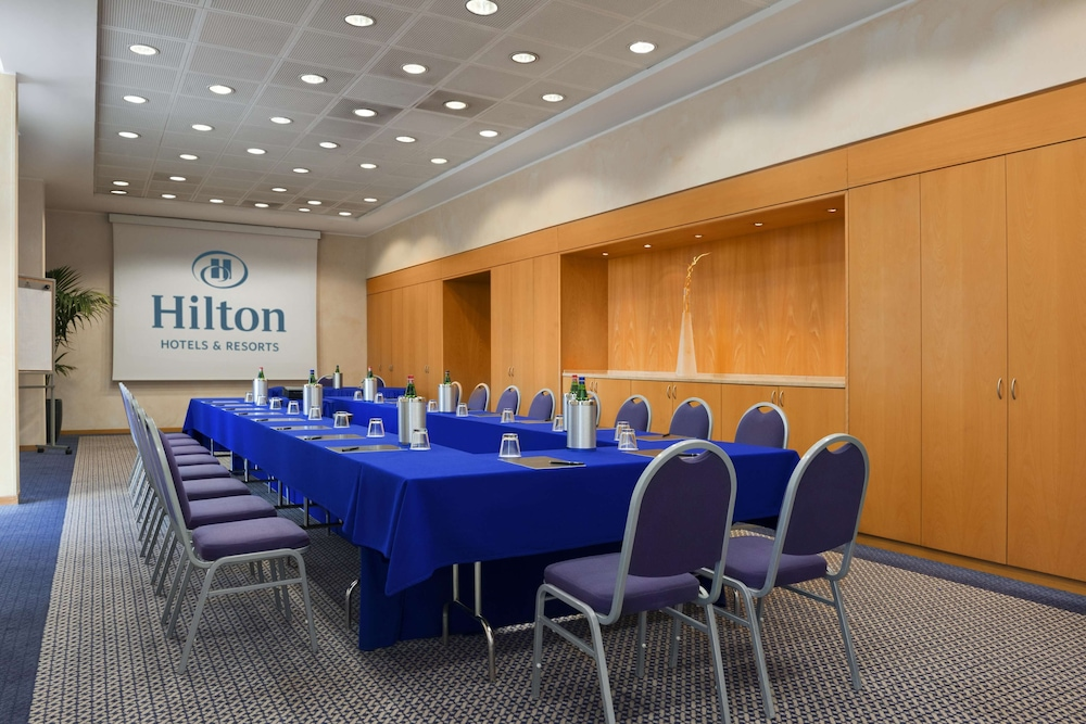 Meeting Facility, Hilton Rome Airport