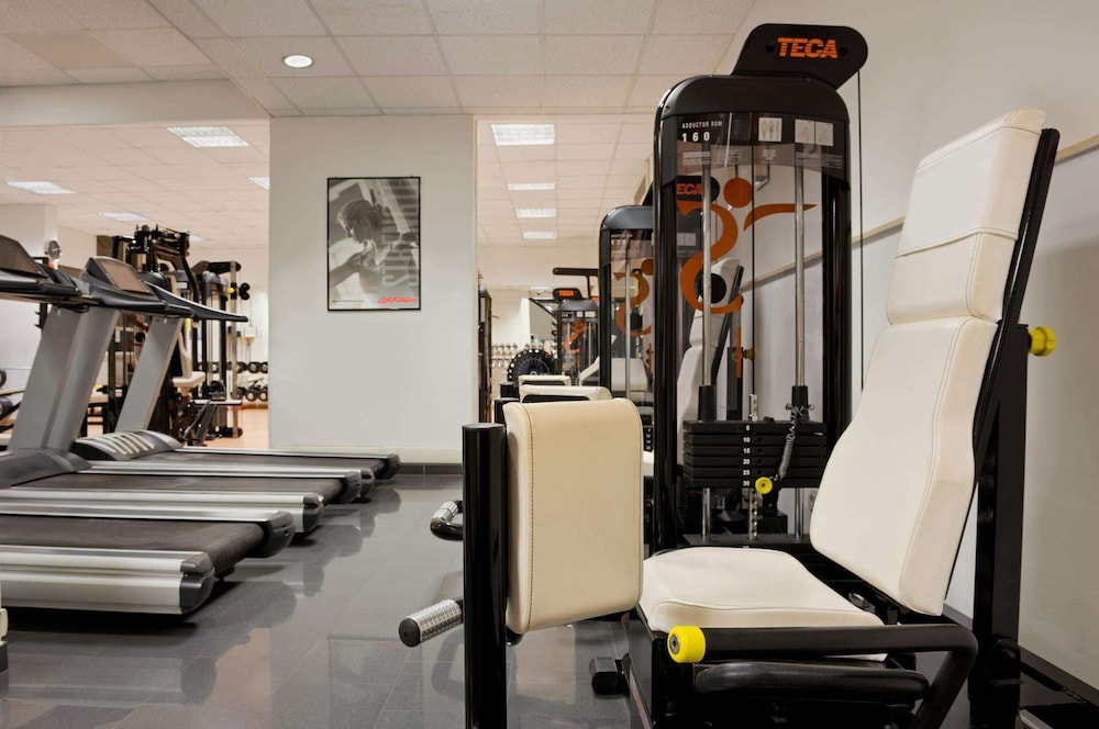 Fitness Facility, Hilton Rome Airport