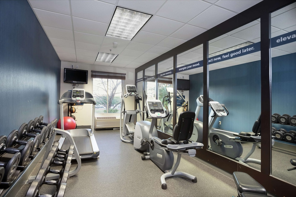 Fitness Facility, Hampton Inn & Suites Austin-Airport