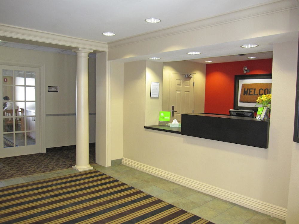 Lobby, Extended Stay America San Jose - Edenvale - South