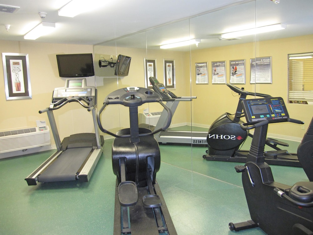 Fitness Facility, Extended Stay America San Jose - Edenvale - South