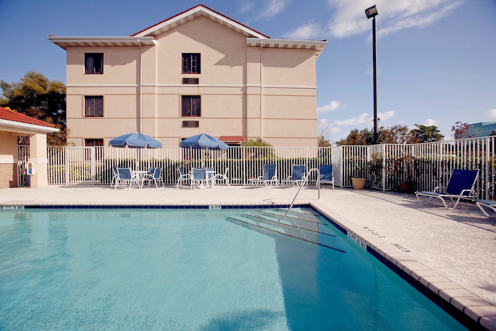 Pool, Extended Stay America San Jose - Edenvale - South