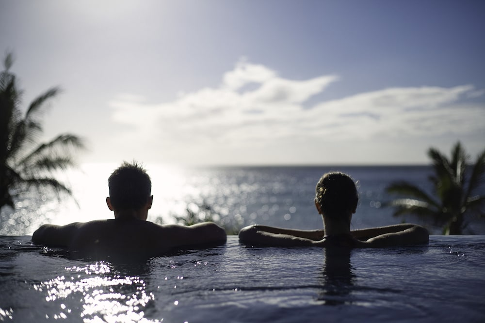 Infinity Pool, Yasawa Island Resort - All Inclusive