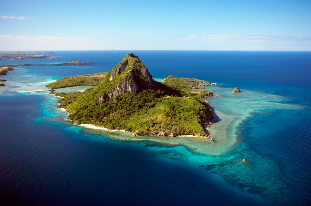 Aerial View, Yasawa Island Resort - All Inclusive