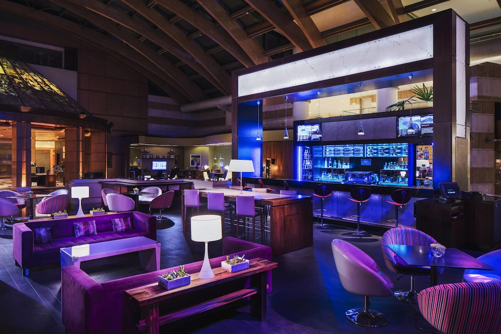 Bar, Santiago Marriott Hotel