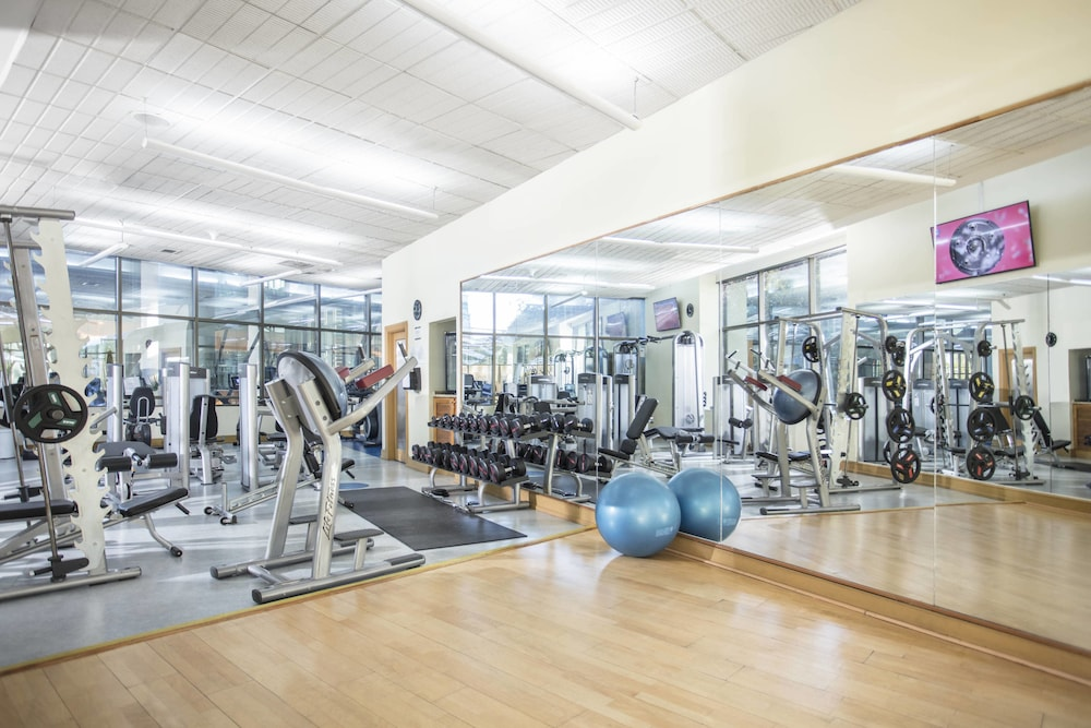 Fitness Facility, Santiago Marriott Hotel